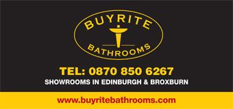Buyrite Bathrooms Edinburgh and Broxburn