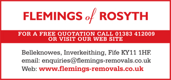 Flemings Removals Rosyth