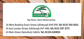 Floors 4 You Edinburgh, Falkirk