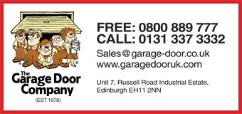 The Garage Door Company Edinburgh