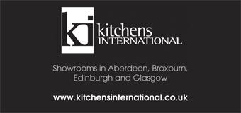 Kitchens International Edinburgh Broxburn Glasgow Aberdeen