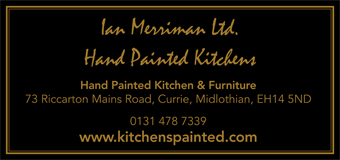 Kitchens Painted by Ian Merriman