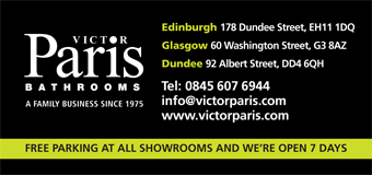 Victor Paris Edinburgh Glasgow Dundee