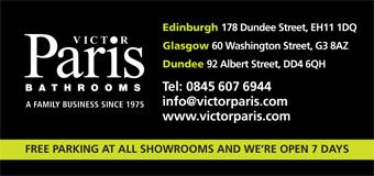 Victor Paris Edinburgh Glasgow Dundee