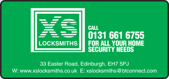XS Locksmiths Edinburgh