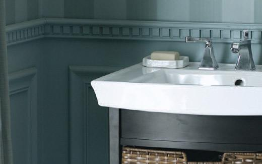 Designer Traditional and Contemporary Bathrooms